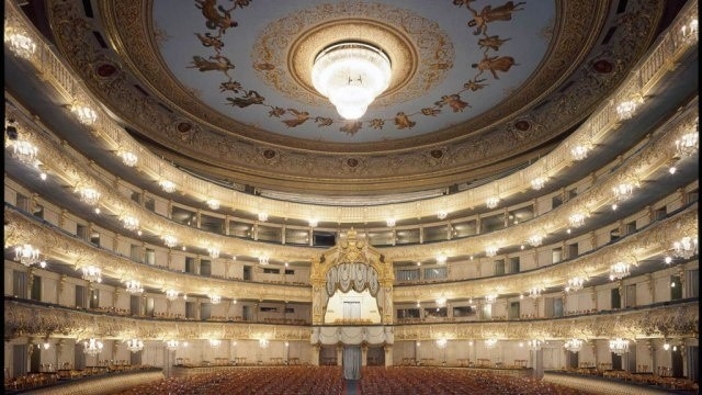 OLD MARIINSKY THEATER