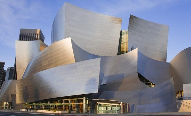 Walt Disney Concert Hall, USA
