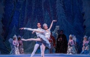 Christopher Wheeldon's new 'Nutcracker' for Joffrey announces Broadway artists