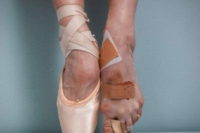 Types of Ballet Feet