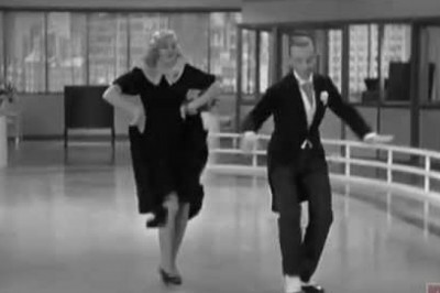 The Legendary Fred Astaire & Ginger Rogers - Pick Yourself Up