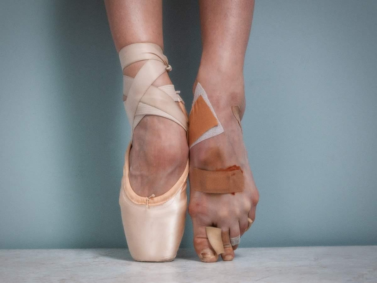 Image result for Ballet feet