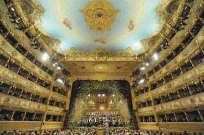 The world's most spectacular theatres.