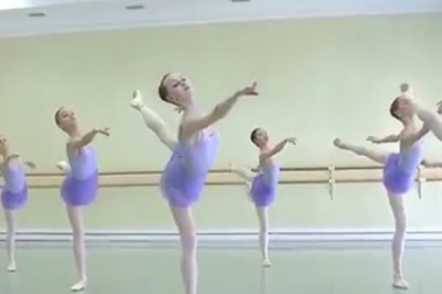 5th years at Vaganova Ballet Academy