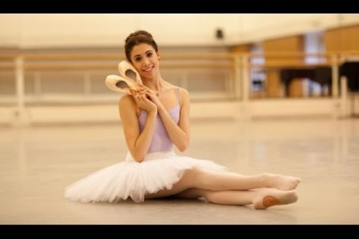 How Royal Ballet Dancers Prepare Their Pointe Shoes