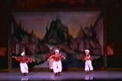 Best Russian Dance 'Trepak' from The Nutcracker