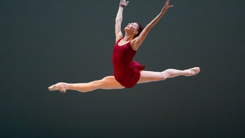 10 Most Powerful Ballet Jumpers