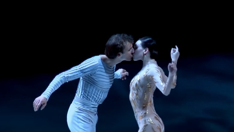 """Bisous!"": The most memorable kisses in ballet"