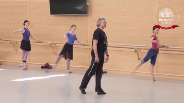 Ballet Class Online for Professionals